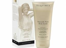A.BEAUTY/ Naturally Pure Body Scrub 200ml Alqvimia®