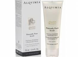 A.BEAUTY/ Naturally Pure Scrub. 75ml Alqvimia®