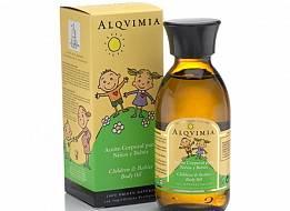 Aceite Corporal para Niños y Bebés 150ml Alqvimia®