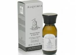 Aceite Protector para Manos y Uñas 60ml Alqvimia®