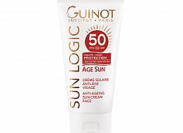 Crème Solaire Anti Age Visage SPF 50 50ml Guinot®
