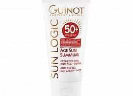 Crème Solaire Anti-Age Visage SPF 50+ 50ml Guinot®