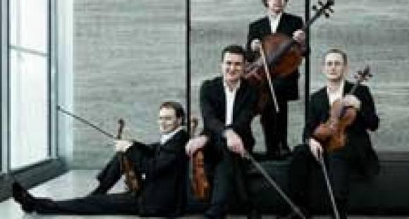 Cuarteto Leipzig @ Teatro Liceo
