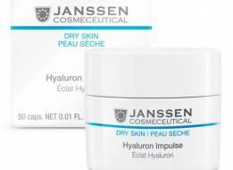 Dry Skin Hyaluron Impulse 50 caps. Janssen Cosmetics®