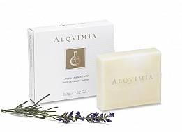 Jabón Natural Relajante Lavanda 80gr Alqvimia®