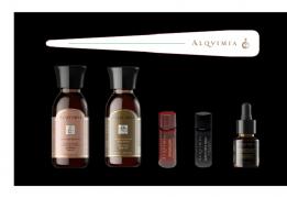 Kit Supreme Beauty & Spa Experience: HIM & HER Alqvimia®