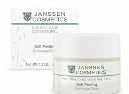 Natural Care Soft Peeling 50ml Janssen Cosmetics®