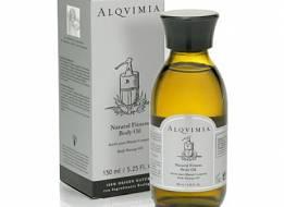 Natural Fitness Body Oil 150ml Alqvimia®