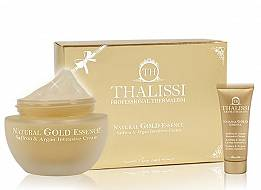 NATURAL GOLD ESSENCE Saffron & Argán 50 ml + Regalo Tamaño Viaje 20 ml Thalissi®