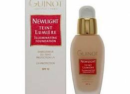Newlight Teint Lumière Illuminating Foundation SPF12 30ml Guinot®