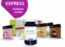 Pack DietPro Express 15 + Anticelulítico DietPro