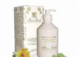 Pure Aloe & Arnica Dosificador Alissi Brontë 500ml