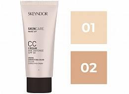 Skin Care CC Cream SPF30 Tono 02 40ml Skeyndor®
