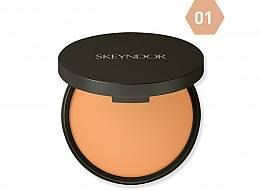 Skin Care Polvo Compacto Bronceador - Vitamin C Age Preventing Powder Tono 01 12,58 gr Skeyndor®