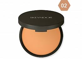 Skin Care Polvo Compacto Bronceador - Vitamin C Age Preventing Powder Tono 02 12,58 gr Skeyndor®