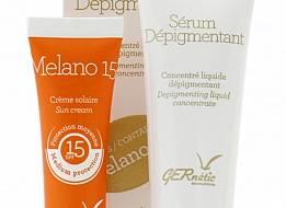 Sérum Dépigmentant 25 ml + Regalo Melano15 13ml Gernétic®