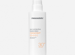 Sun Protective Body Lotion Mesoestetic 200ml