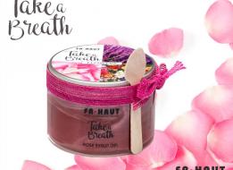 Take a Breath Rose Syrup Gel 450ml Freihaut®