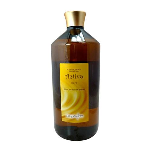 Aceite de Masaje Activa 1L Nirvana Spa®