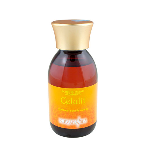 Aceite de Masaje Celulit 125ml Nirvana Spa®