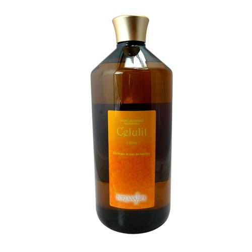 Aceite de Masaje Celulit 1 litro Nirvana Spa®