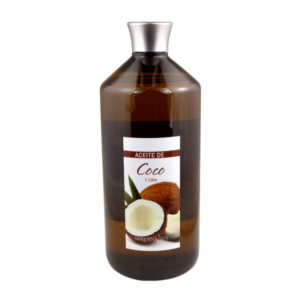 Aceite de Coco 1 litro Nirvana Spa®