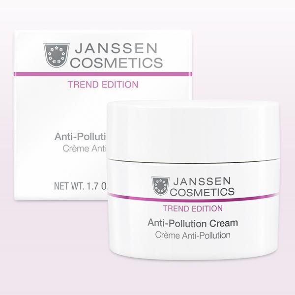 Sensitive Skin Anti-Pollution 50ml Janssen Cosmetics®