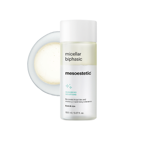 Cleansing Solutions Micellar Biphasic 150ml Mesoestetic®