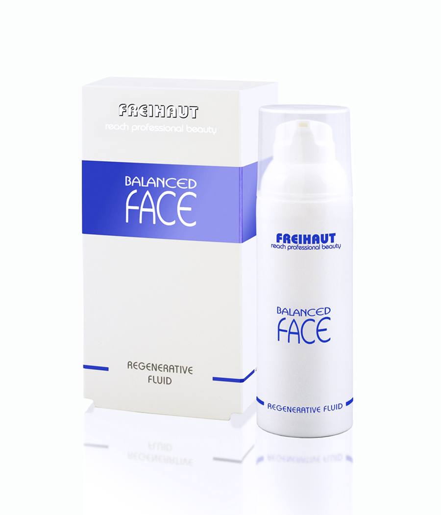 Balanced Face Regenerative Fluid 50ml Freihaut®