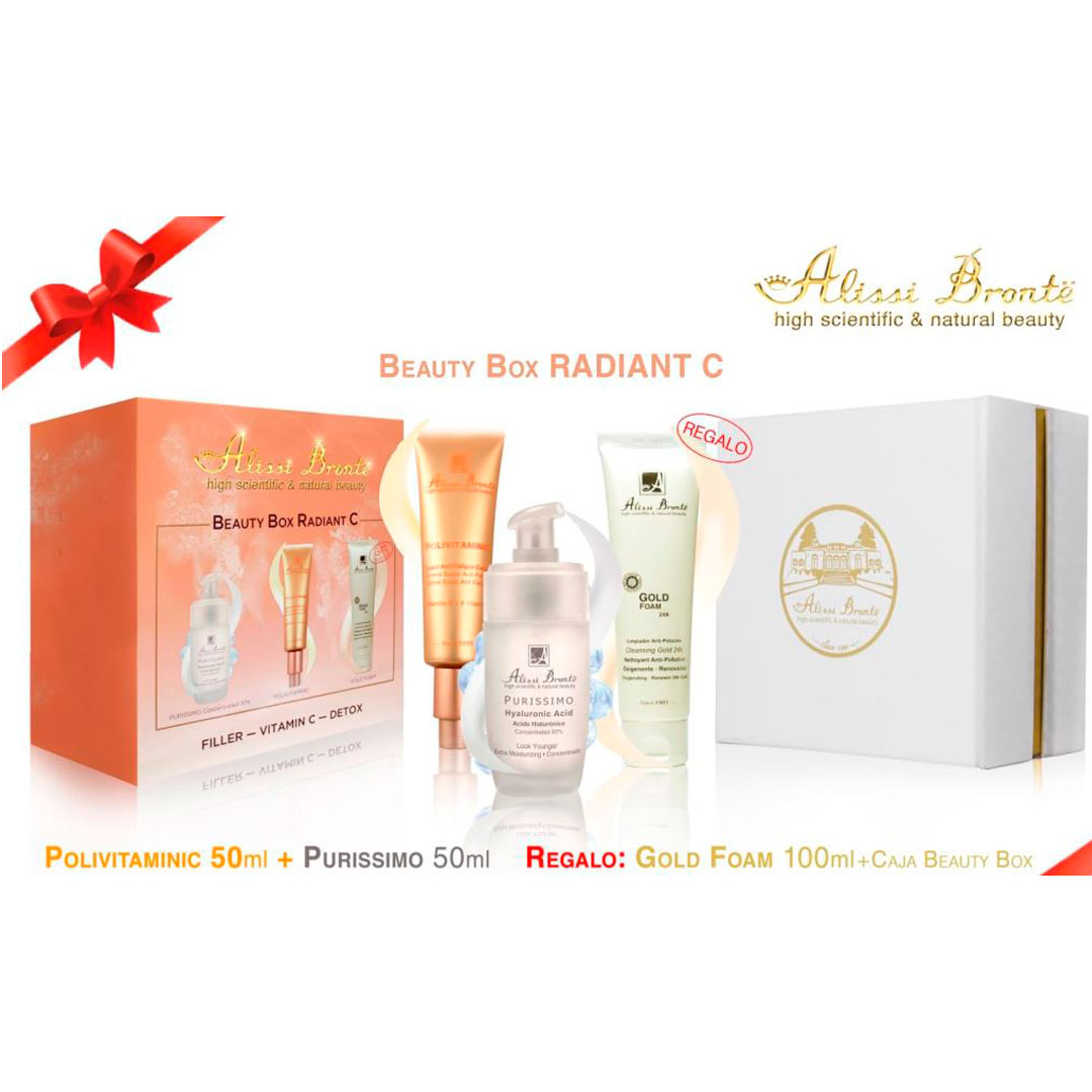 Pack Beauty Box Radiant C Alissi Brontë®