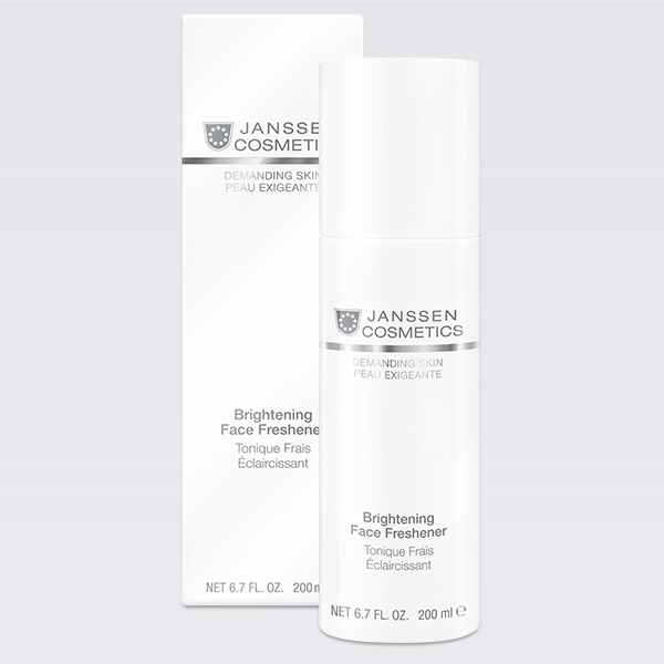 Demanding Skin Brightening Face Freshener 200ml Janssen Cosmetics®