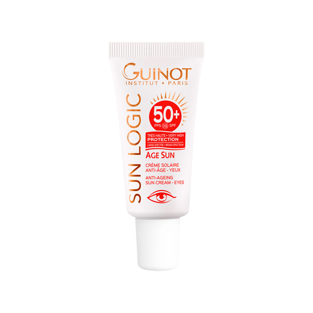 Crème Solaire Anti Age Yeux SPF50+ 15ml Guinot®