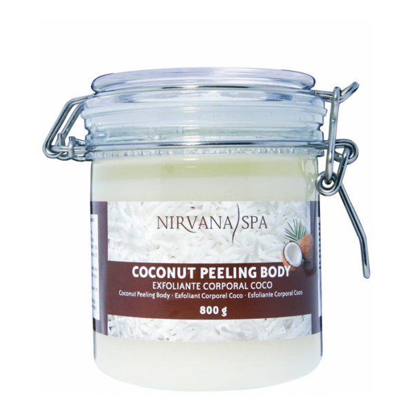 Coconut Peeling Body 800g Nirvana Spa®