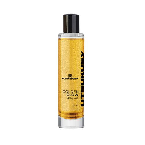 Golden Glow Dry Oil 50ml Utsukusy®