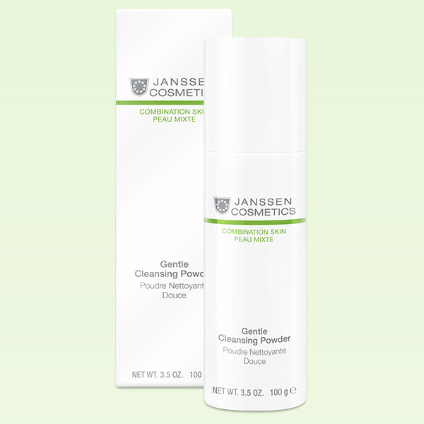 Combination Skin Gentle Cleansing Powder 100g Janssen Cosmetics®