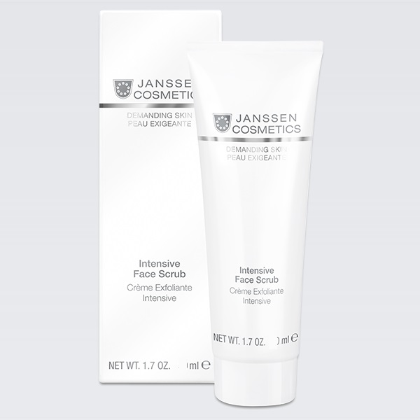Demanding Skin Intensive Face Scrub 50ml Janssen Cosmetics®