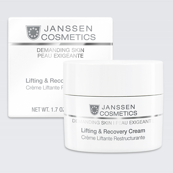 Demanding Skin Lifting & Recovery Cream 50ml Janssen Cosmetics®