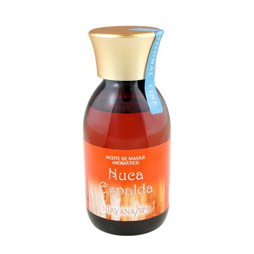 Aceite de Masaje Nuca-Espalda 125ml Nirvana Spa®