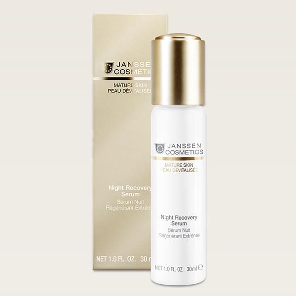 Mature Skin Night Recovery Serum 30ml Janssen Cosmetics®