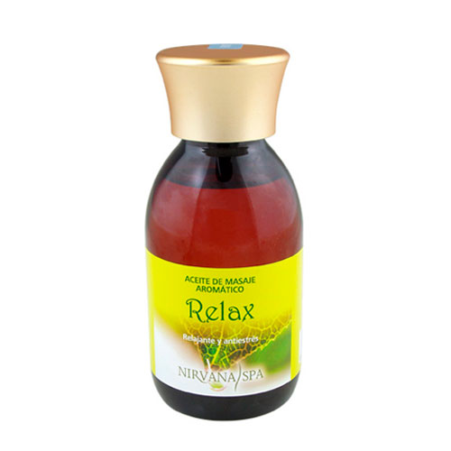 Aceite de Masaje Relax 125ml Nirvana Spa®
