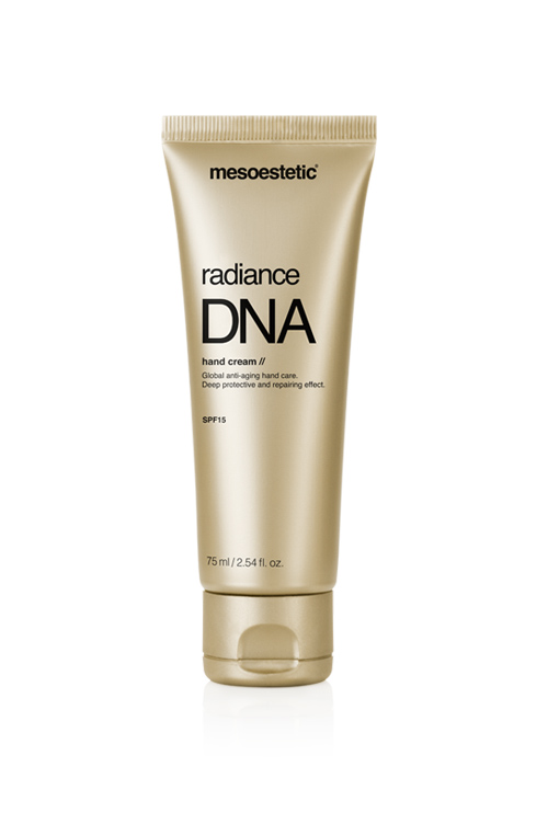 Radiance DNA Hand Cream SPF15 Mesoestetic 75ml