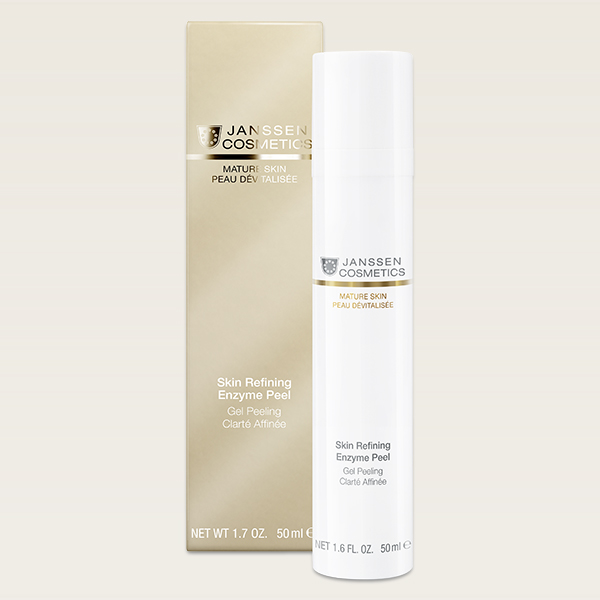 Mature Skin Skin Refining Enzyme Peel 50ml Janssen Cosmetics®