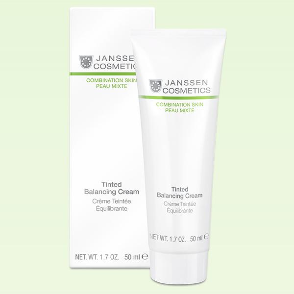 Combination Skin Tinted Balancing Cream 50ml Janssen Cosmetics®
