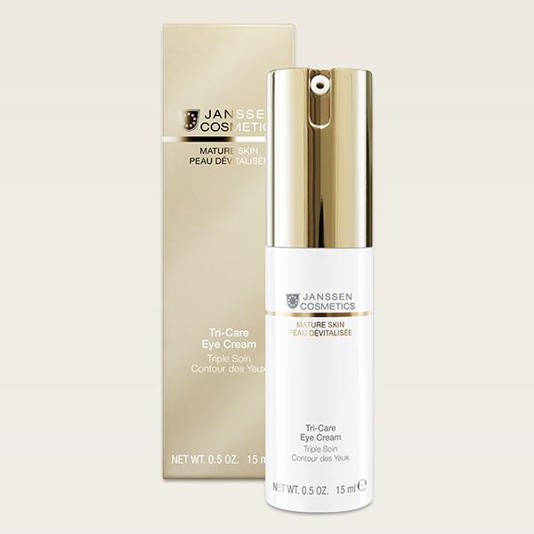 Mature Skin Tri-Care Eye Cream 15ml Janssen Cosmetics®