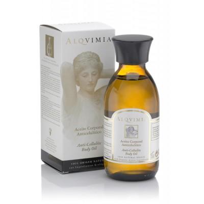 Aceite Corporal Anticelulítico 150ml Alqvimia®
