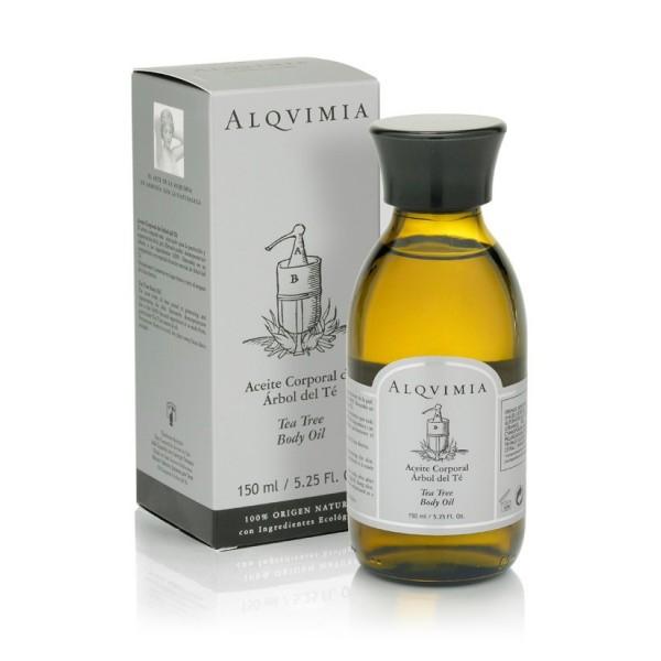 Aceite Corporal de Árbol de Té ALQVIMIA