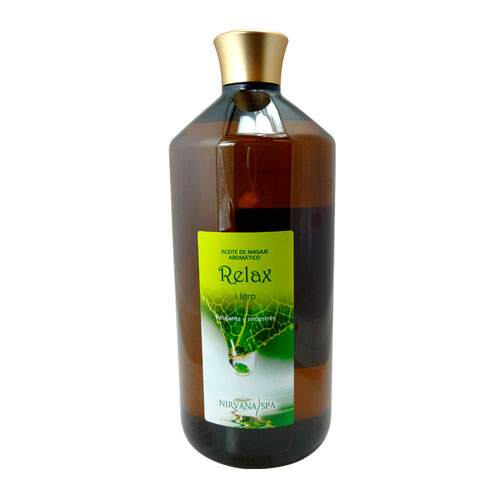Aceite de Masaje Relax 1 litro Nirvana Spa®