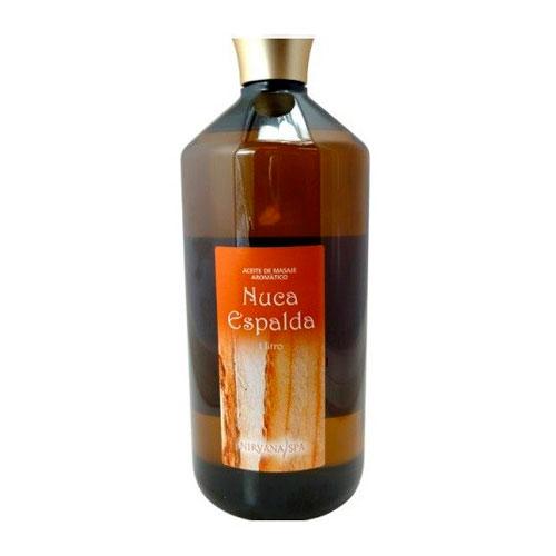Aceite de Masaje Nuca-Espalda 1 litro Nirvana Spa®