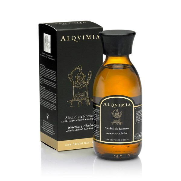 Alcohol de Romero 150ml Alqvimia®