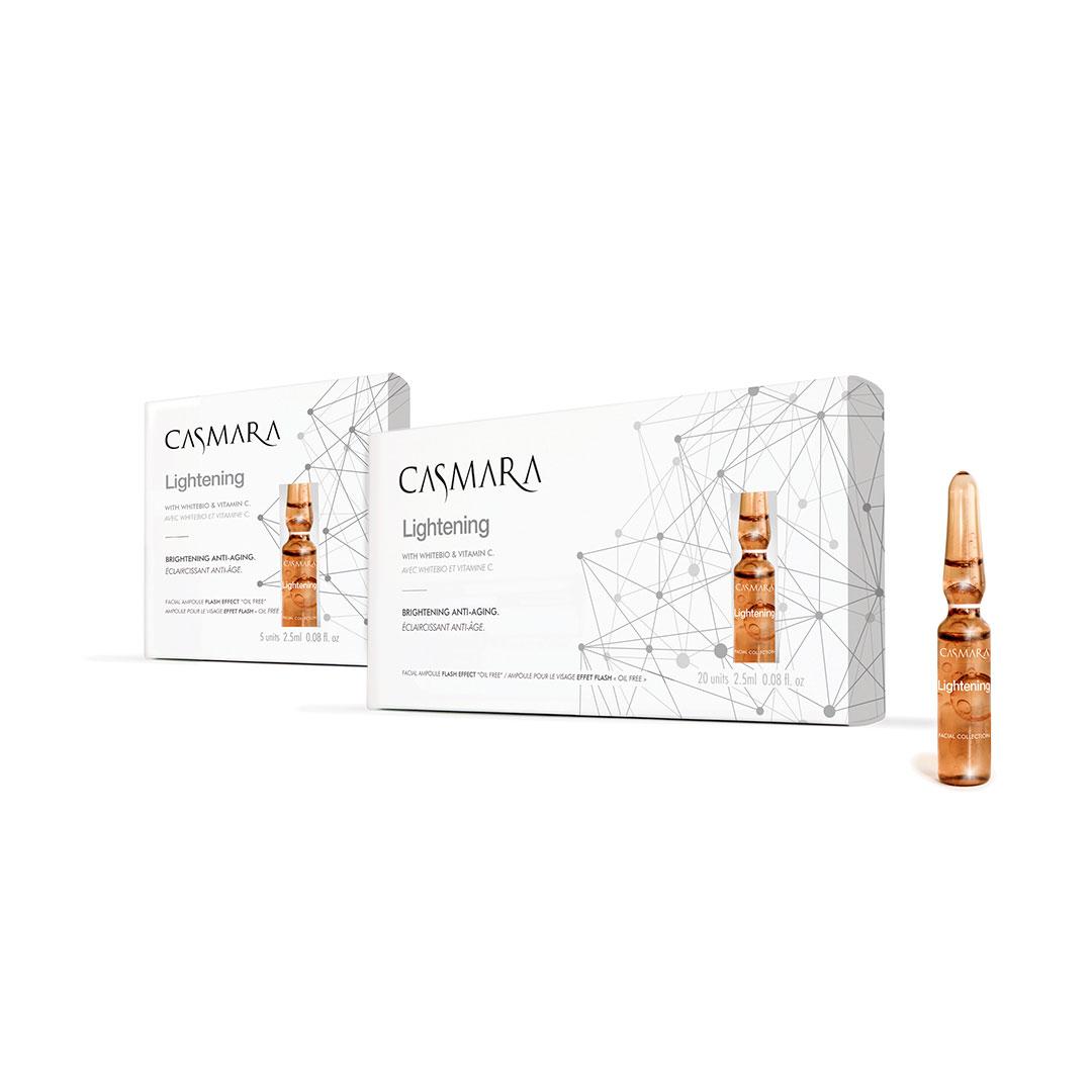 Ampollas Lightening 5uds Casmara®
